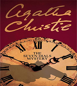 Agatha Christie - The Seven Dials Mystery Quotes