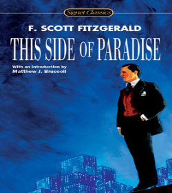 F. Scott Fitzgerald - This Side of Paradise Quotes