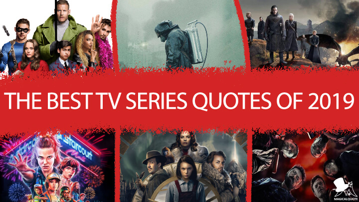 The Best TV Series Quotes of 2019