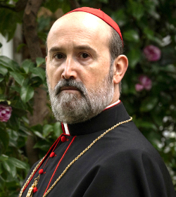 Cardinal Bernardo Gutiérrez - The New Pope Quotes