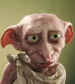 Dobby the House Elf - Harry Potter and the Deathly Hallows Quotes