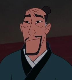 Fa Zhou - Mulan Quotes, Mulan II Quotes