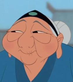 Grandmother Fa - Mulan Quotes