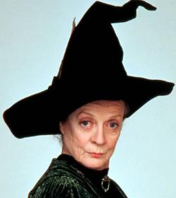 Minerva McGonagall - Harry Potter and the Goblet of Fire Quotes, Harry Potter and the Half-Blood Prince Quotes