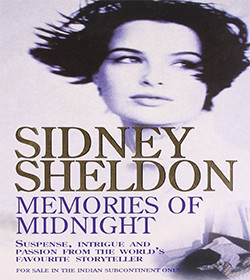 Sidney Sheldon - Memories of Midnight Quotes