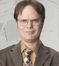Dwight Schrute - The Office Quotes