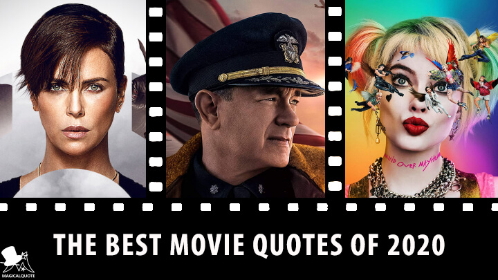 The Best Movie Quotes of 2020