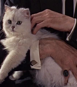 Ernst Stavro Blofeld - From Russia with Love Quotes, For Your Eyes Only Quotes