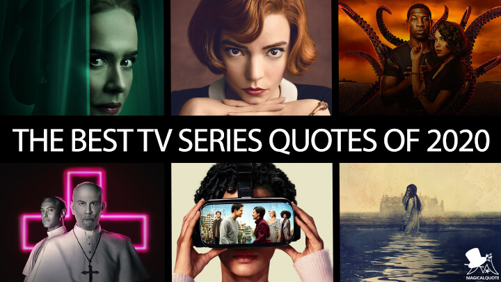 The Best TV Series Quotes of 2020
