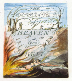 William Blake - The Marriage of Heaven and Hell Quotes
