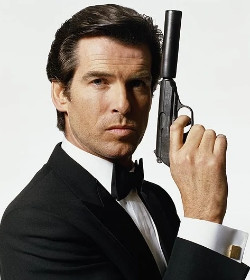 James Bond - GoldenEye Quotes, Tomorrow Never Dies Quotes, The World Is Not Enough Quotes, Die Another Day Quotes